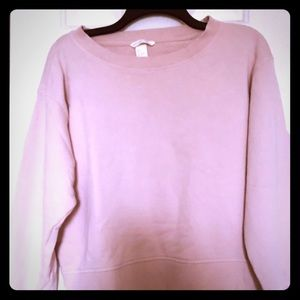H&M long sleeves blouse/shirt size small